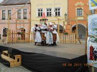 V zámku a podzámčí – Přerov 2011
