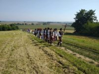 Pouť Hanáků 2021 a Dožatá v Pivíně
