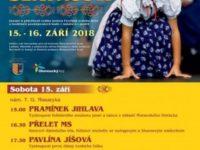Prostějovské hanácké slavnosti 2018